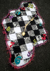 Hickory Dickory Clock - Project QUILTING Nursery Rhyme Challenge Entry