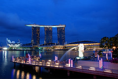 Singapore Marina Bay Casino Sands