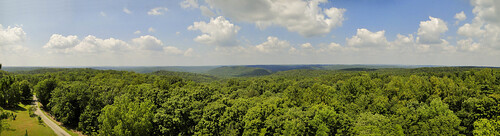Fire Tower Panorama