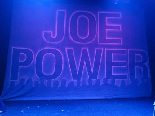 Edinburgh Fringe Festival 2010 - Joe Power