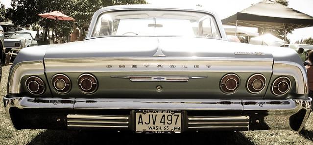 cars chevrolet impala 2008 1964