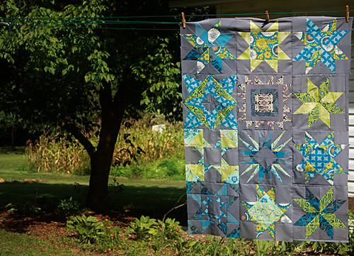 Quilting Bee quilt