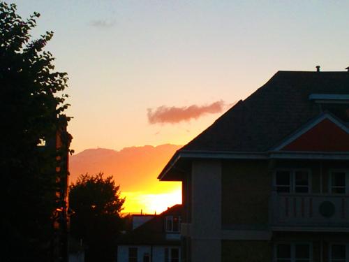 sunset aug 23 755pm