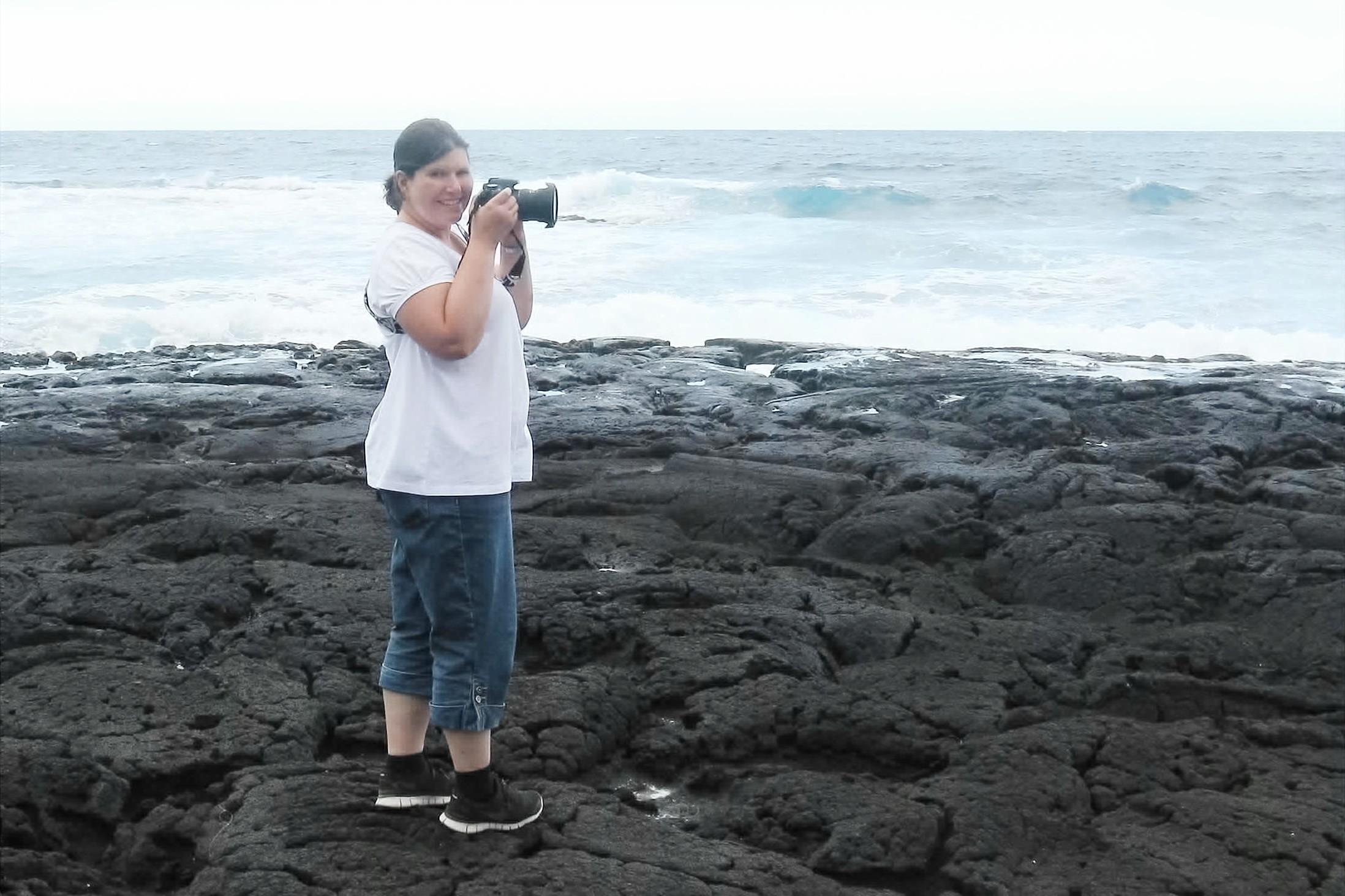 Photographer Barbara