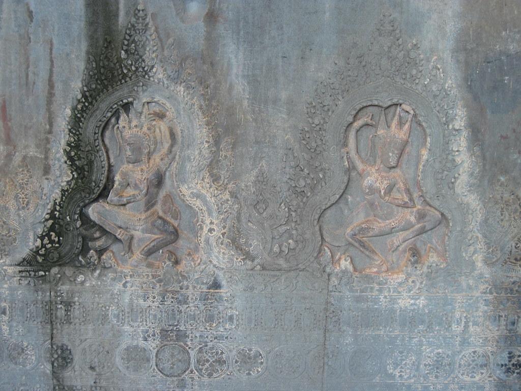 Deux Apsara