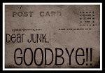 Goodbye Junk Challenge