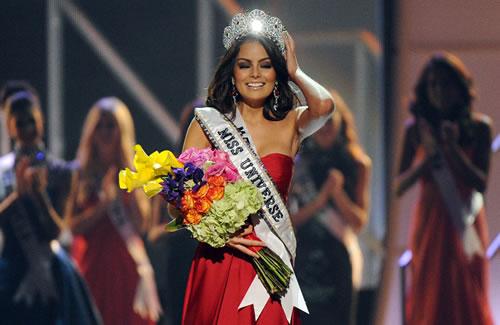 Miss Universo Ximena Navarrete