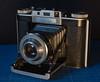 Agilux Agifold (Skink74) Tags: camera old 6x6 vintage rangefinder collection agi madeinengland agilux agifold nikkor35f14