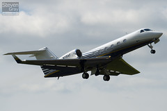 N119AF - 1489 - Private - Gulfstream IV SP - Luton - 100615 - Steven Gray - IMG_3778