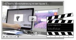 Howto: Monitorkalibrierung mit dem Spyder 3