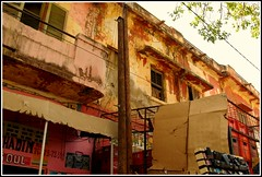 M'Bour dans la rue IMGP0346 (robert.fr.22) Tags: africa street westafrica rues paysages picnik mbour afrique urbanisme sngal afriquedelouest