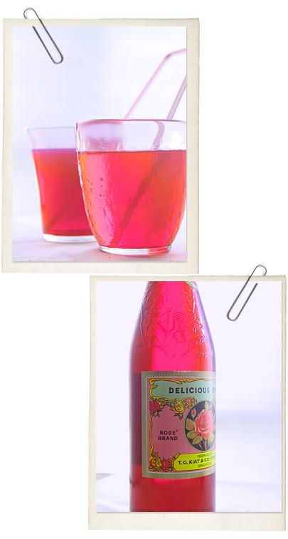 rosesyrup