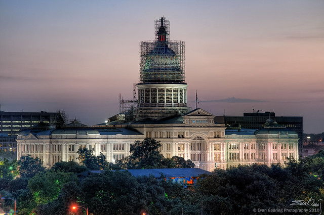 Texas Capitol Restoration