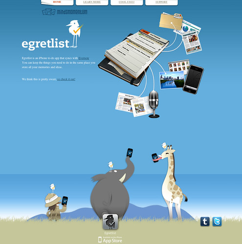 Egretlist