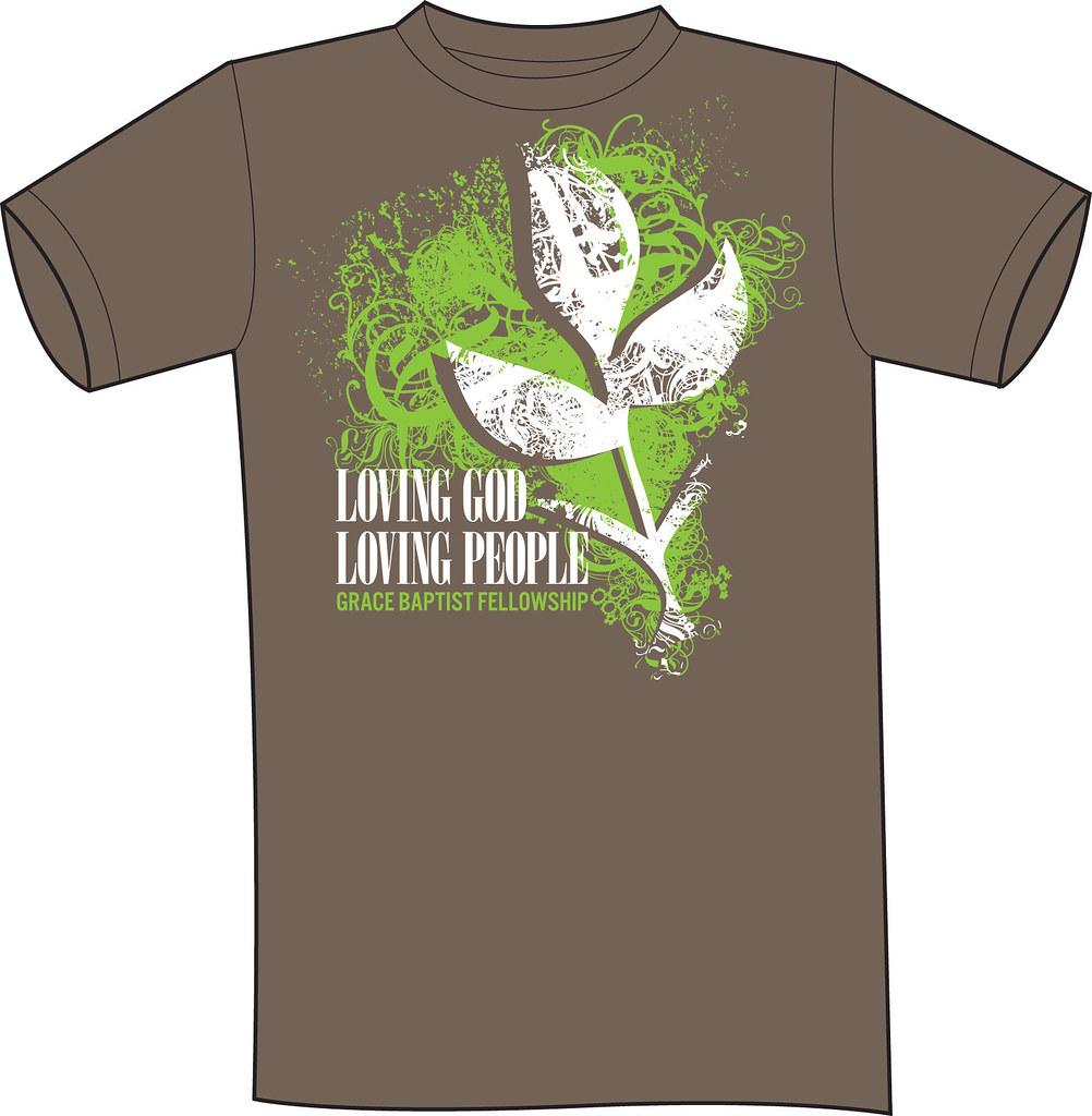 GBF T-shirt design