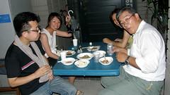group shot #3985 (Nemo's great uncle) Tags: people bbq kawasaki   kanagawaprefecture  taku nakaharaku nakamaruko