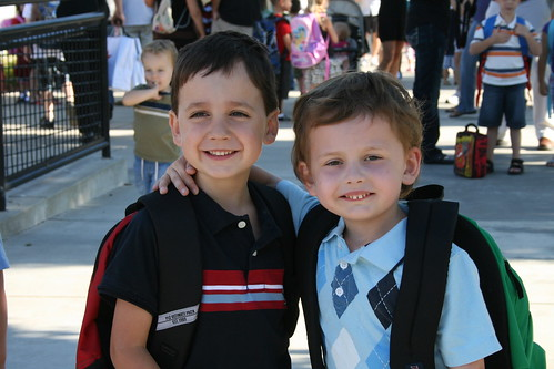 1st day, Best Friends