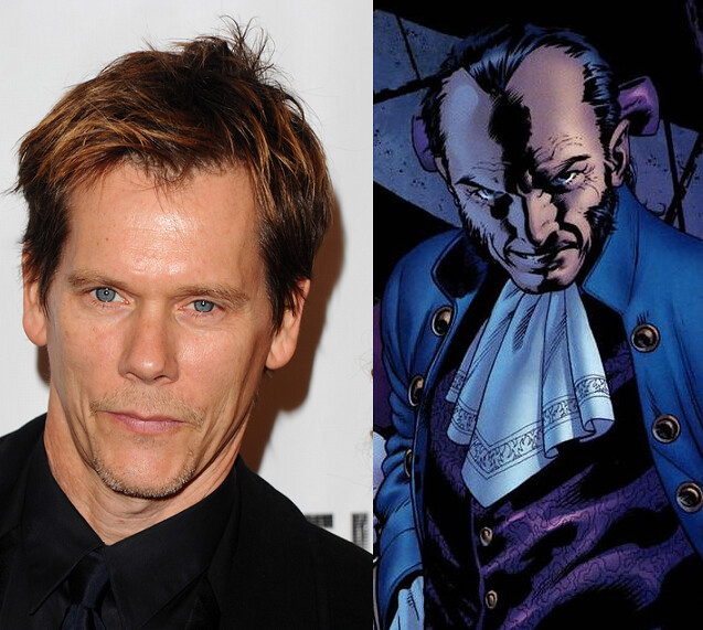X-Men First Class Kevin Bacon