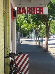 Barbershop, Darwin, Australia