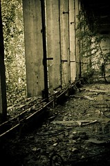Pripyat Sports Complex - Pripyat (Alan1086) Tags: travel urban nikon europe decay ukraine sovietunion chernobyl nuclearpowerplant  abandonedcity d90 pripyat exclusionzone  26april1986   chernobyldisaster kyivoblast