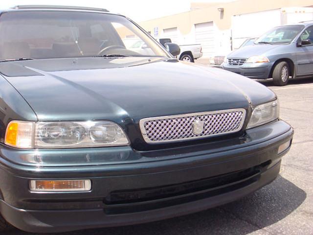 honda front grill grille 1994 legend luxury acura tiarra