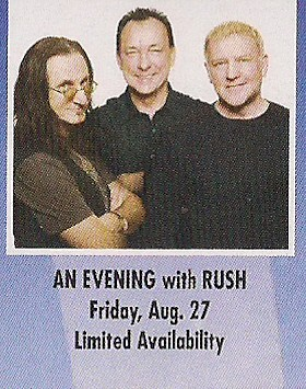 08/27/10 Rush @ MN State Fair (Ad)