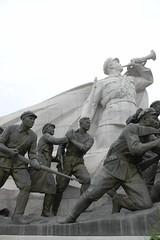 Samjiyon Grand Monument (Ray Cunningham) Tags: sculpture lake art monument kim propaganda north grand korea realist socialist revolutionary northkorea sites dprk ilsung samjiyon samji raycunninghamnorthkoreaphotography northkoreanphotography raycunninghamnorthkoreanphotography dprkphotography