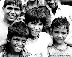 A friend is one who believes in you when you have ceased to believe in yourself. (Mayank Sharma renewed :D :D) Tags: street friends bw india love children friendship delhi slum canoneos500d