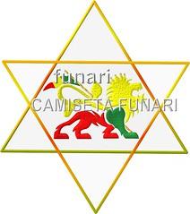 simbolo equilibrio reggae leao triangulo desenho