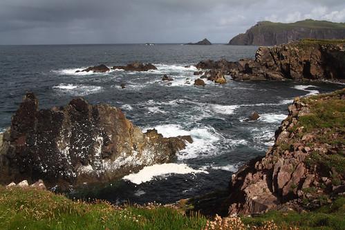 Gönguleið á Írlandi - Dunquin - Ballydavid