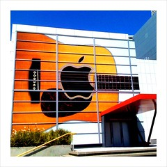Day 242 / 365 - Apple guitar sign (Prepping for their September 1 event)