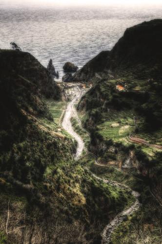 Ribeira da Janela. Madeira. Portugal