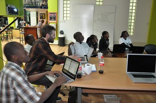 Ushahidi dev meetup