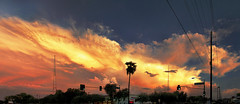The Storm Hungers (jimhankey) Tags: sunset summer arizona sky panorama cloud sun mountain storm mountains phoenix beautiful weather yellow clouds landscape mural desert cloudy dusk scenic naturallight sunny valley vista orangesky glowing redsky dramaticsky beautifulclouds beautifulview desertview stormclouds 2010 phoenixarizona beautifulscenery afternoonlight phoenixaz scenicview desertmountain maricopacounty yellowsky goldsky goldenafternoon phoenixskyline unusuallight glowingcloud dearflickrfriend uptownphoenix jimhankey arizonasummer arizonaweather nikond300 phoenixweather phoenixariz