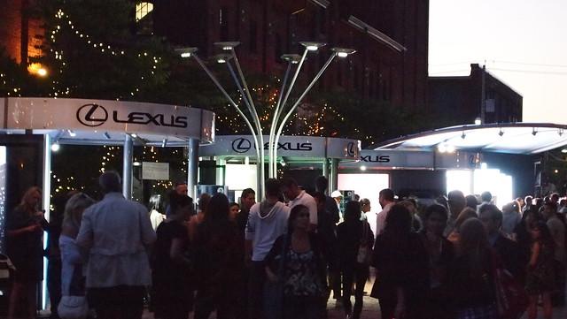Lexus Live at Distillery - The Stills