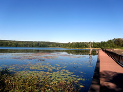 Pickerel Lake Park - Fred Meijer Nature Preserve