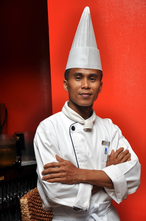 Chef Mohd Bahar Abdullah