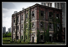 Abandoned House Search:  I couldn't find the way to get upstair (kirk lau) Tags: china abandoned broken shanghai abandonedhouse shanghaiist buidling m50 desertedhouse moganshanlu