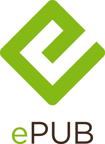 Official ePUB logo