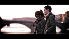 50 first dates. (Stefano Santucci - www.stefanosantucci.it) Tags: sunset love kiss couple tramonto candid first date cinematic amore romantico bacio coppia appuntamento