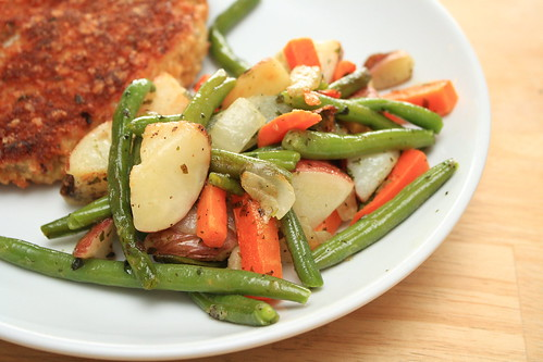 Alexia Roasted Red Potatoes & Harvest Vegetables
