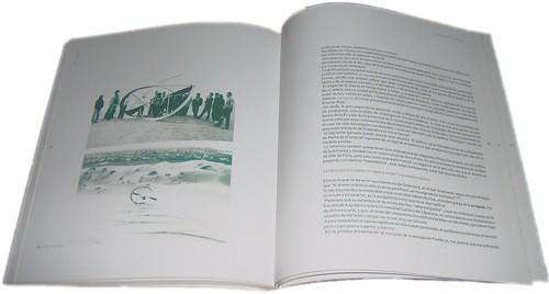 Libro Barrio Acantilado