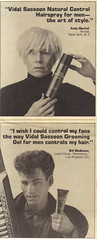 Vintage Ad #1,409: Praise for Vidal Sassoon Products (2) - by jbcurio