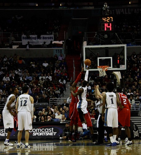 washington wizards, atlanta hawks, nba, february 5th, 2011, truth about it, adam mcginnis, john wall, josh smith, jump ball