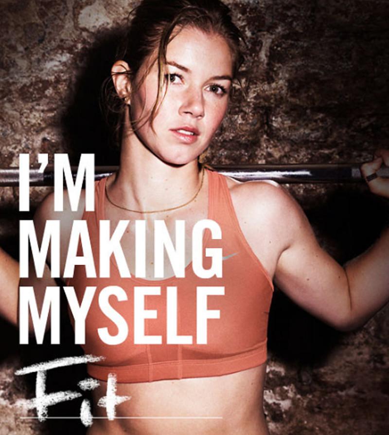 Online-Social-Media-Marketing-Campaign-US-Nike-Women-Make-Yourself-Anouk-Hoogendijk