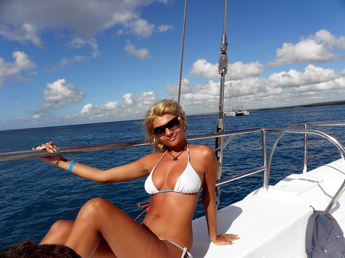 Hot matures on boat apologise, but