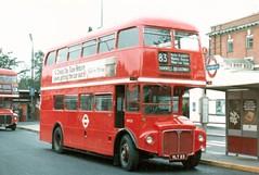 RM 23   2/11/78 (colinfpickett) Tags: buses vintage lt rm londontransport dms