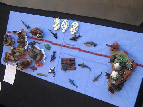 Bake a Cake for Darwin 2011