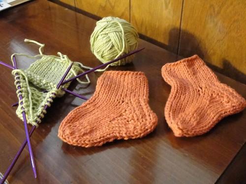 2011 Baby Socks
