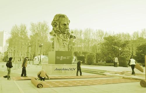 El Goya al mejor ...... es para............